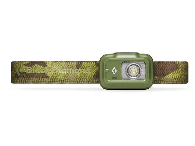 Black Diamond Astro 175 Hoofdlamp, dark olive
